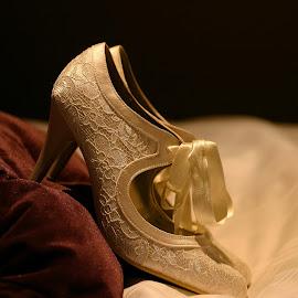 Hazel's Shoes by Helen Roberts - Wedding Details (  )