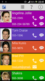 Quick Call Pro - screenshot