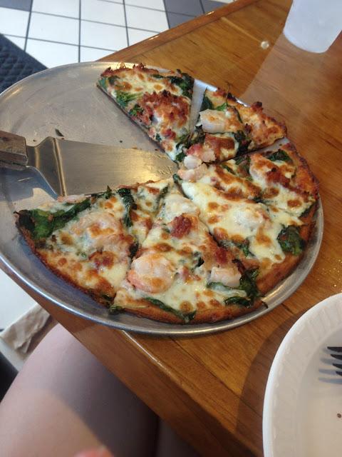 Best gluten free pizza ever!!!!