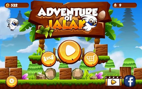 Adventure Of Jalak - screenshot