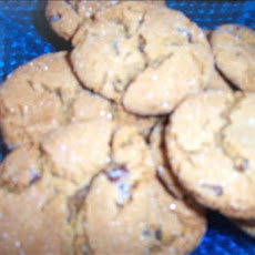 Raisin Molasses Cookies