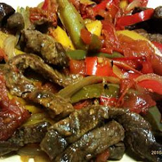 Mom-Mom's Pepper Steak