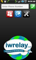 Screenshot of IWRelay VRS