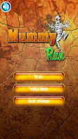 Screenshot of Mummy Run
