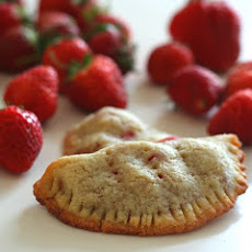 Strawberry Hand Pies – Low Carb and Gluten-Free