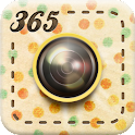 My365-photo calendar/diary app icon