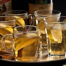 Apple Brandy Hot Toddy