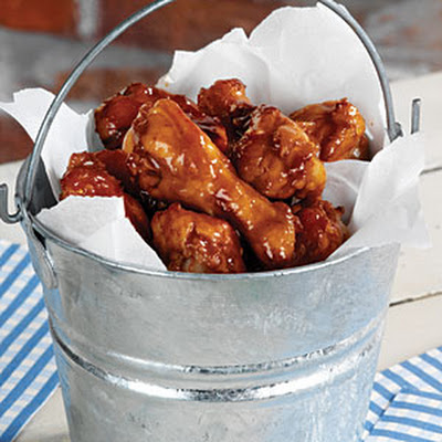 Maple Chicken Wings
