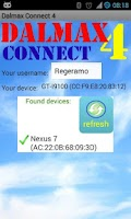 Screenshot of Dalmax Connect 4