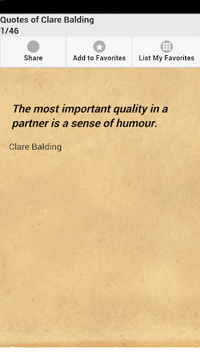 Quotes of Clare Balding APK