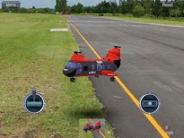 Screenshot of Absolute RC Heli Simulator