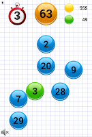 Screenshot of Denominator