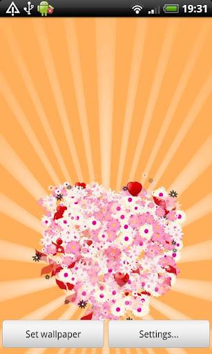 Heart Blossom Donation