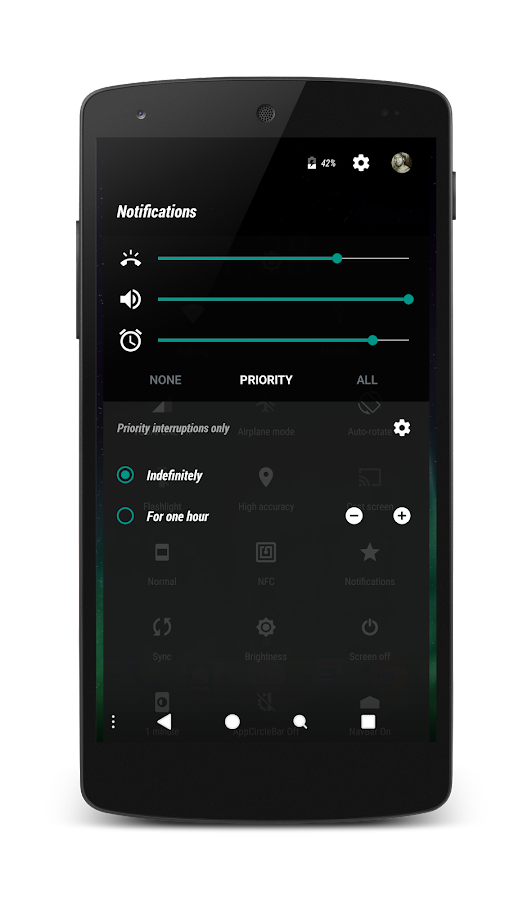 PitchBlack│Emerald CM13/12 Screenshot 5
