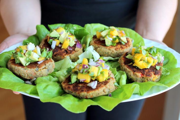Lentil Burgers (GF, V) Recipes — Dishmaps