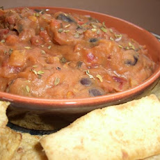 Spicy Chipotle Bean Dip