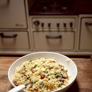 Vegetable Couscous Cherry Tomatoes Recipes