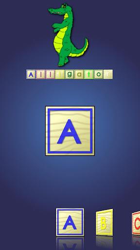 Alphabet Zoo w Child Lock
