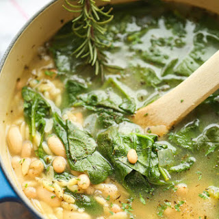 Spinach and White Bean Soup