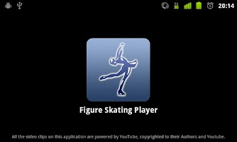 Screenshot of Figure Skating Player