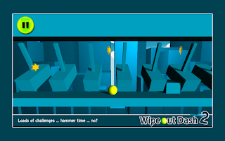 Screenshot of Wipeout Dash 2 (Free)