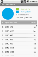 Screenshot of CMC Cardiac Exam Prep