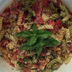 Easy Cold Pasta Salad