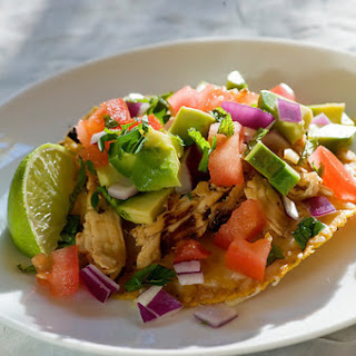 Chicken Tostada Cooking Light Recipes