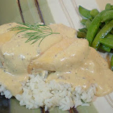 Slow Cooker Cream Cheese Chicken With Sherry
