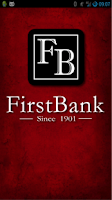 Screenshot of FirstBank Mobile App