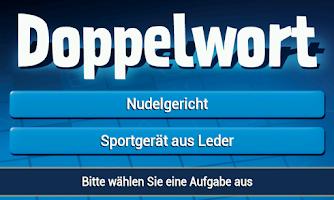 Screenshot of Staupes Kreuzworträtsel