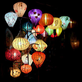 Laterns by Do Vu - Uncategorized All Uncategorized ( hoi an, lantern, inspiration, moods, colorful, january, emotions, happiness, vietnam, vibrant, hoian, mood factory )