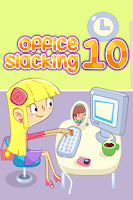 Screenshot of Office Slacking 10 Game