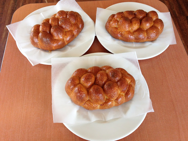 GF DF Challah Bread! Thur Fri Sat only