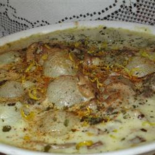 Creamed Onions With Sage Recipes