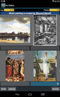 Screenshot of Art Gallery: Discover Artworks