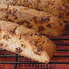 Brown Sugar- Cinnamon Biscotti