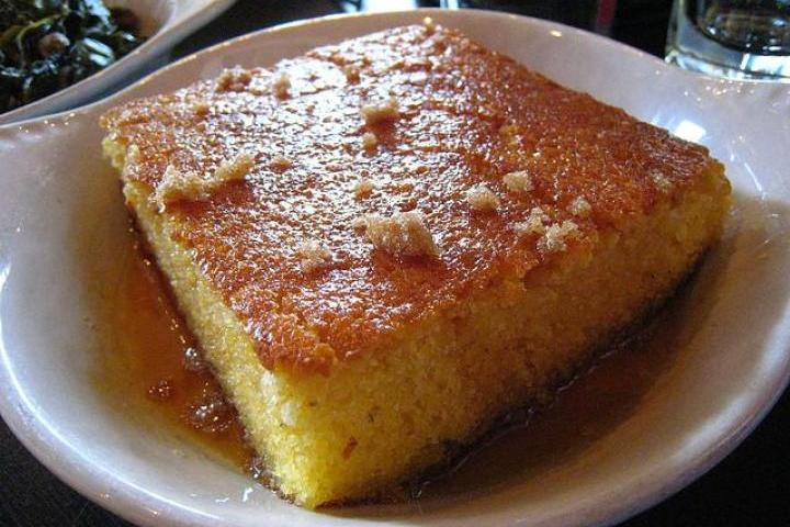 Maple Corn Bread