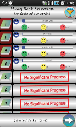 【免費教育App】sTutor - GRE Vocab Lite-APP點子