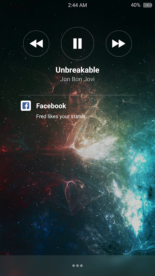 Slide to unlock - Lock screen Screenshot 3