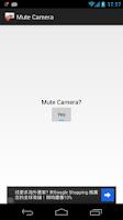 Screenshot of Mute Camera (Root Required)
