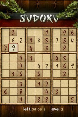 Wow Sudoku