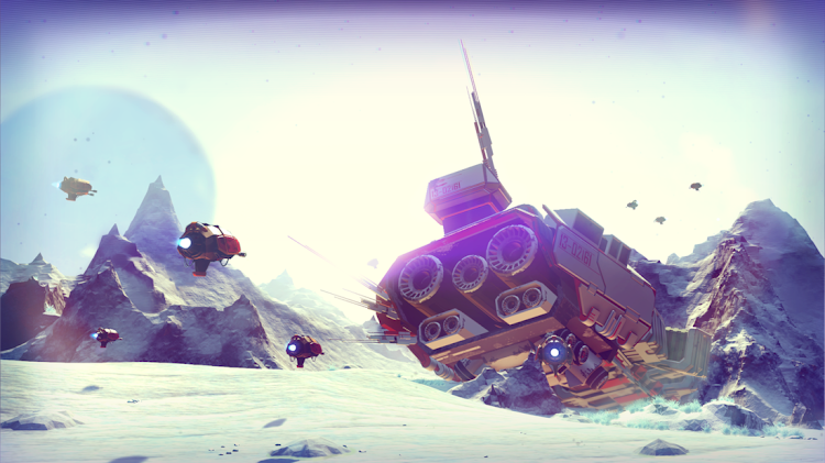 Excited about No Man's Sky? Now you can help make it