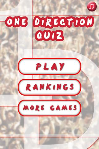 one-direction-trivia for android screenshot
