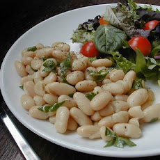 White Beans with Olive Oil