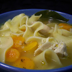 Soup With Mixed Pastas