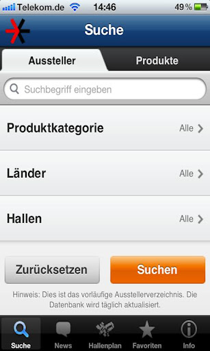 EuroCIS App