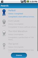 Screenshot of Html Class