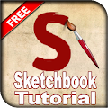 App Sketchbook Tutorial Free version 2015 APK