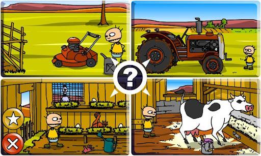 iPLOK!在農場